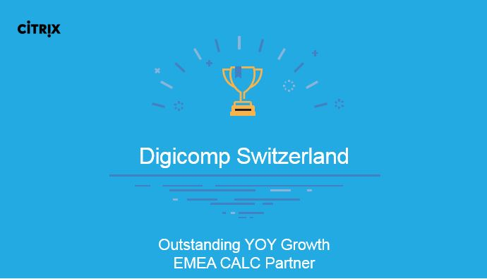Outstanding YoY Growth Award
