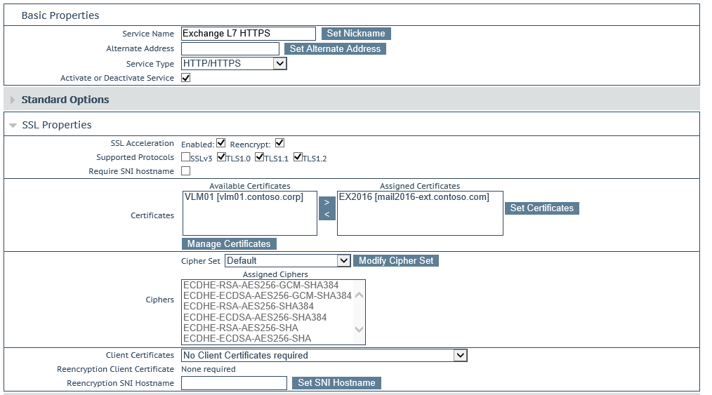 Exchange 20132016 Loadbalancing Digicomp Blog
