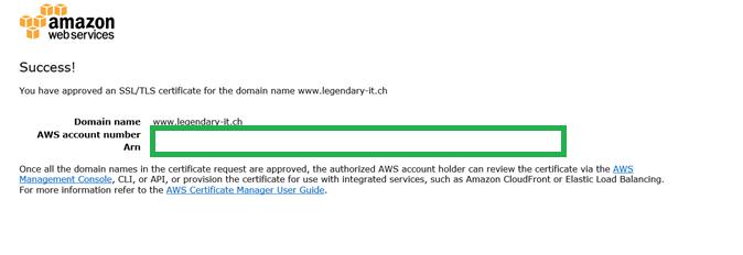 Amazon Web Services: Der AWS Certificate Manager – Teil 2
