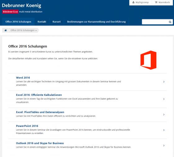 debrunner-onlineportal
